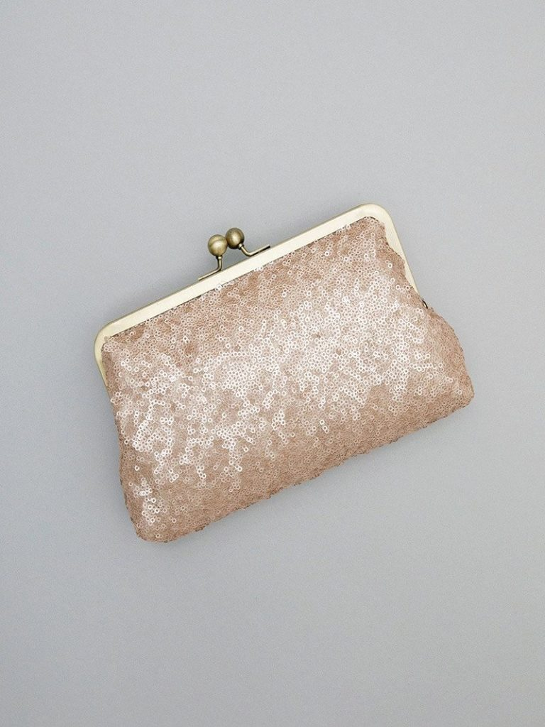 rose-gold-champagne-sequin-bridal-bridesmaid-purse-1